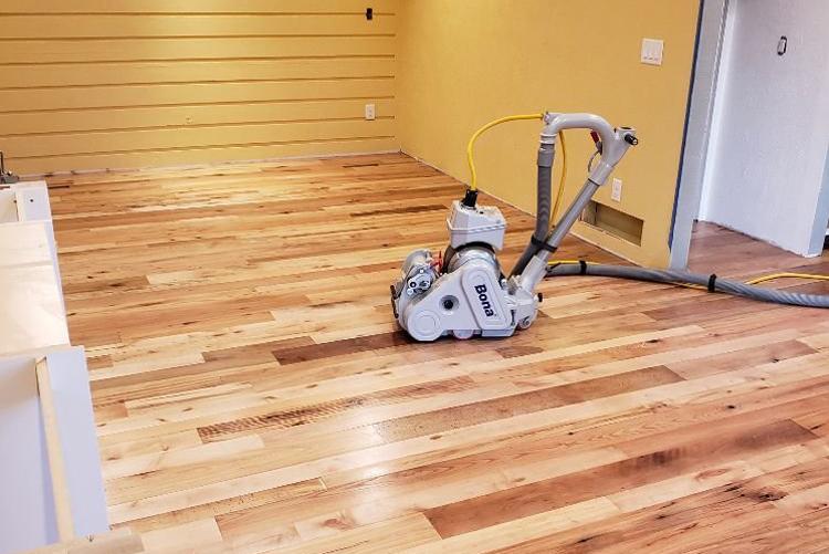Denver Wood Flooring Refinishing Restoration Installation